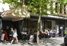 Italialainen ravintola Tony's Deli - Ruokaterassi Bulevardilla