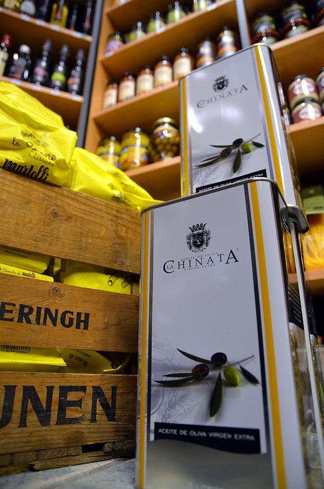 Culinaria Keittiöelämää herkkumyymälästä ostetaan ruokaelämyksiä  Kohokohda