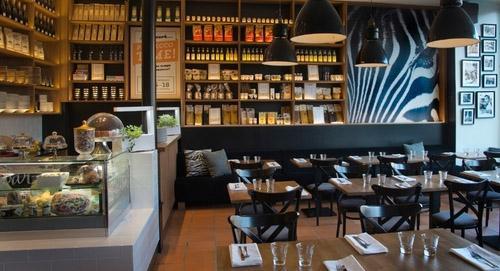 Italialainen ravintola Savoyn juurella Presto on pala italiaa Espalla  Koho