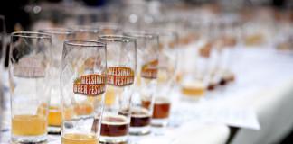 Helsinki Beer Festival - Olutfestivaalilt Kaapelitehtaalla