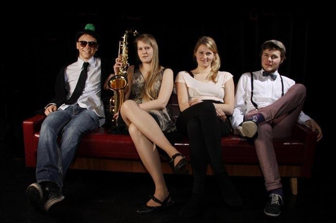Adele Sauros Quartet
