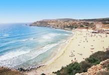Maltan hiekkarannat