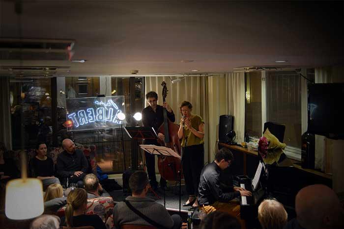 Papa Albert Friday Jazz Club: Lassi Kouvo & vieraat