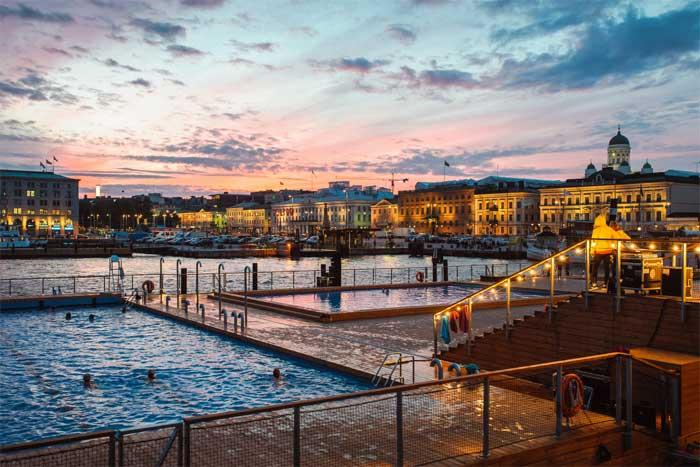 Allas Sea Pool, Kuvaaja Eetu Ahanen