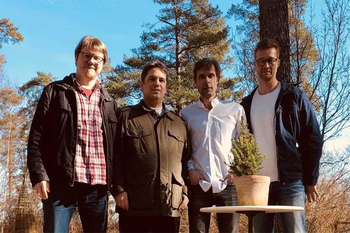 Kimmo Salminen Quartet returns
