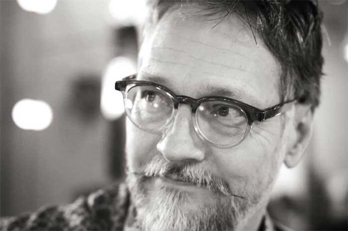 Raoul Björkenheim, kuvaaja: Jari Flinck