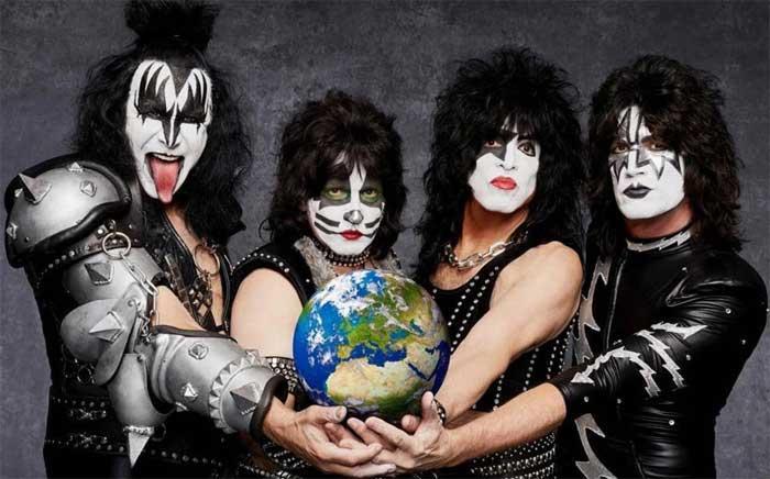 Kiss konsertti Helsingissä 2020