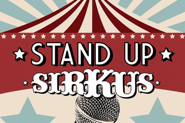 Stand up -sirkus Open mic