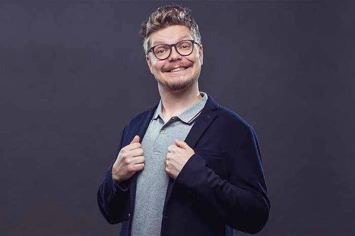 Ihkun Stand Up: Heikki Vilja, Olli Siiki