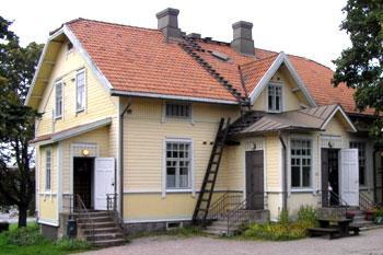 Tikkurilan Teatterin kesäteatteri, Kotiseututalo Påkas