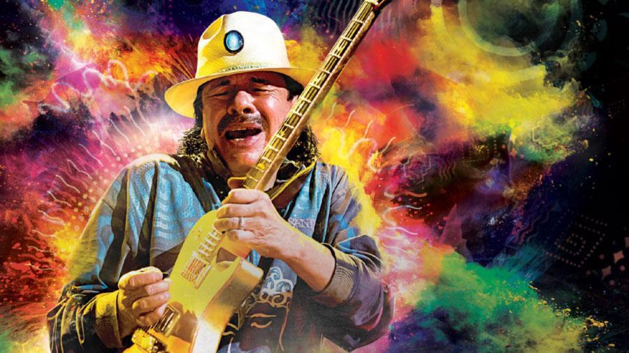 Santanan konsertti Helsingissä 2020