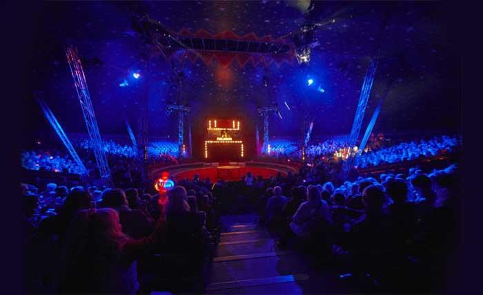 Sirkus Finlandia Kaisaniemessä
