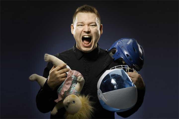 Sam's Comedy Club:  Helena Pöllänen, Tommi Ylimäinen, Arimo Mustonen