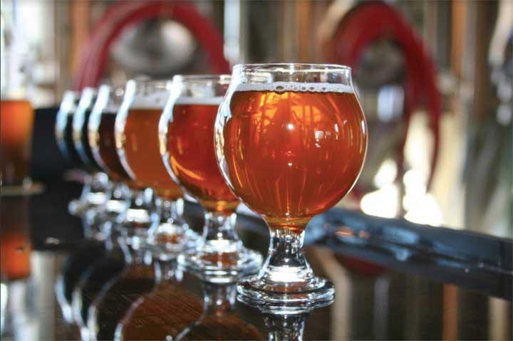 Panimovierailu ja oluttasting