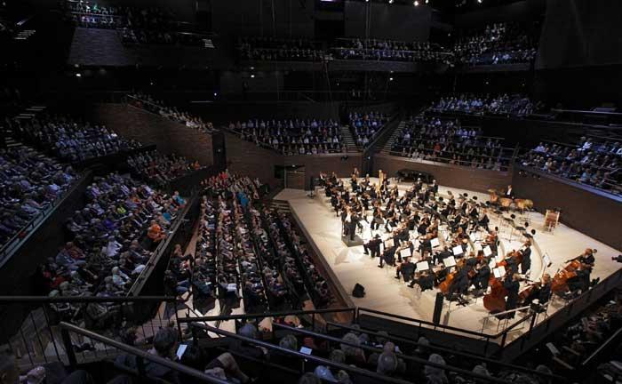 Helsingin kaupunginorkesterin konsertit