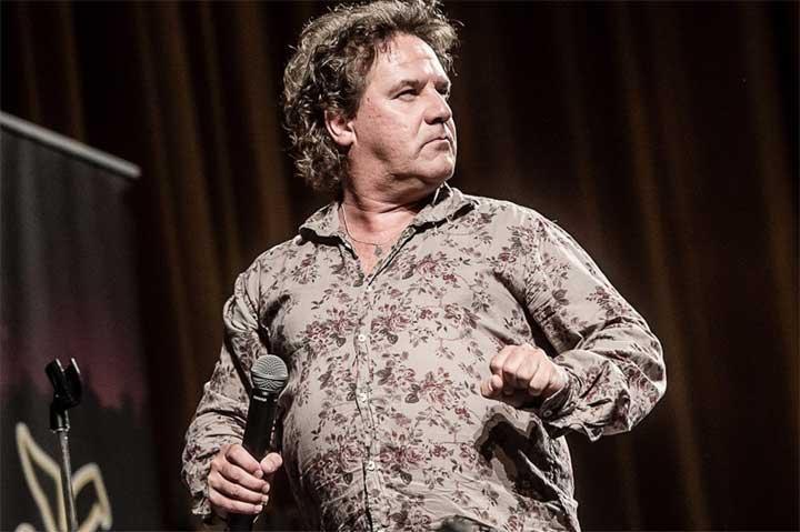 Sam's Comedy Club:  Jacke Björklund, Janne Westerlund, Fredi Lilius