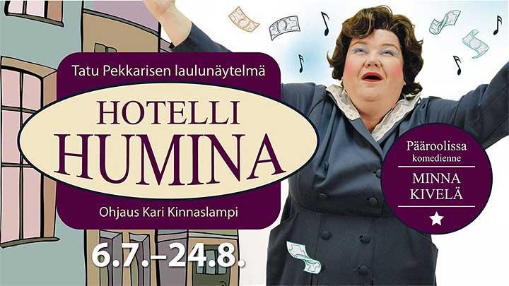 Hotelli Humina