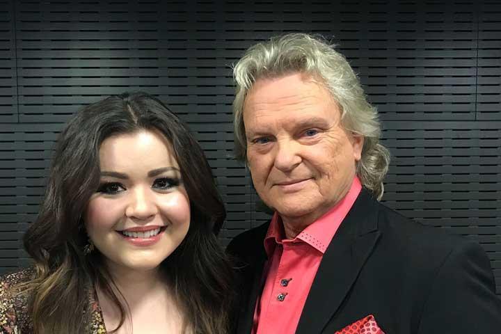 Diandran ja Pepe Willbergin konsertti Helsingissä
