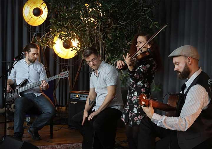 Cuejero jazzkeikat Helsingissä