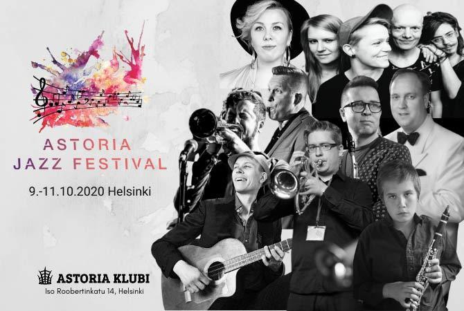 Jazzfestivaalit Helsinki