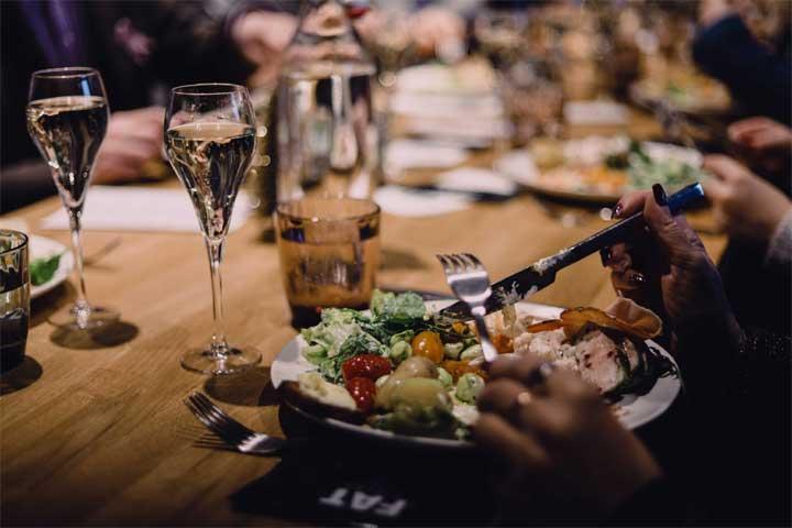 Isänpäiväbrunssi – Ravintola Fat Lizard