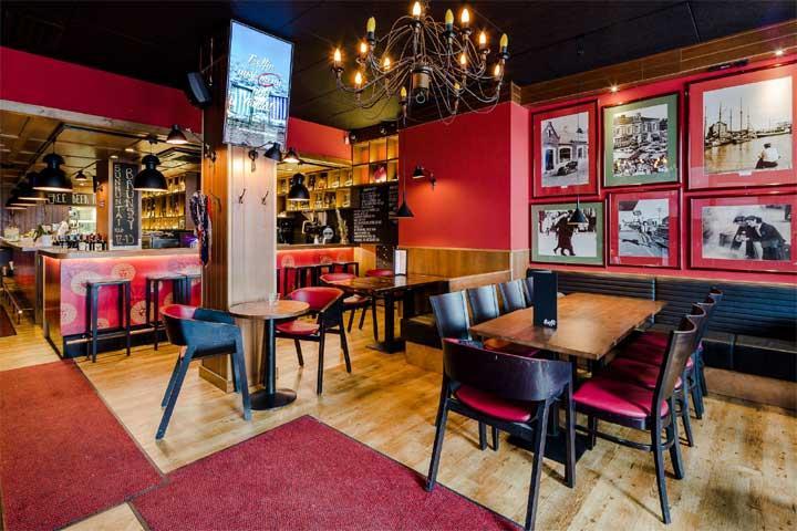 Treffi Pub & Bistro
