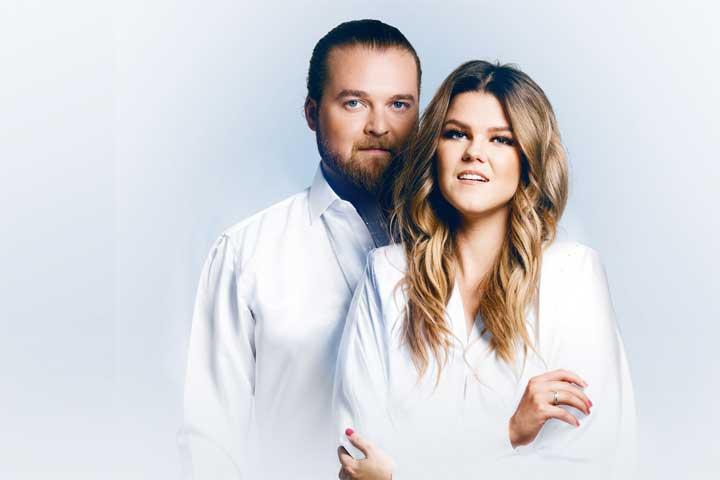 Joulukonsertti Helsingissä: Saara Aalto ja Teemu Roivainen