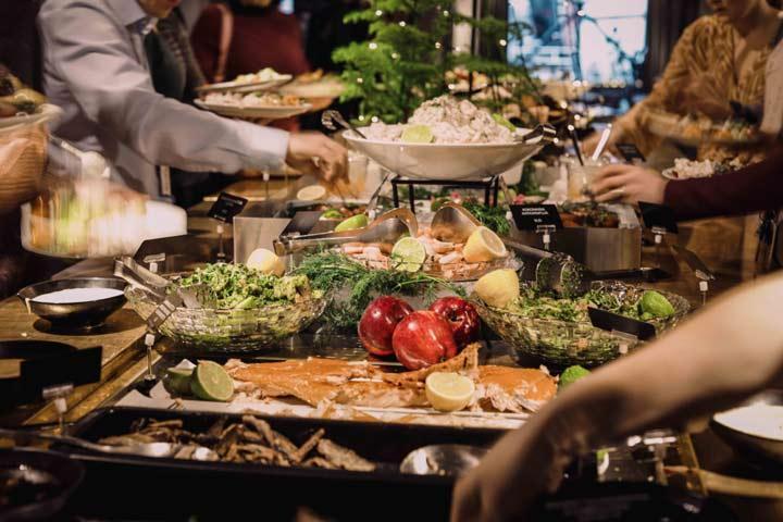 Ravintola Fat Lizardin Joululounas 6.12.-23.12.2020