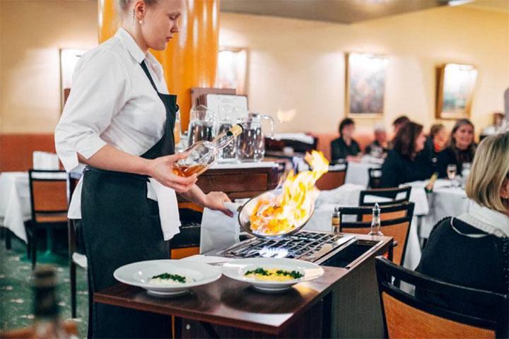 Ravintola Elite - Liekitysviikot