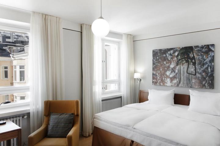 Sokotel - Hotellihuone Helsingin keskustassa