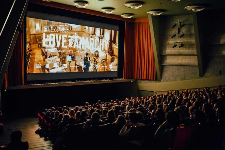 Helsinki International Film Festival – Rakkautta & Anarkiaa