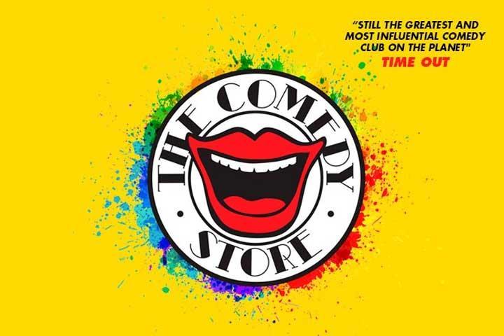 The Comedy Store: Michael Odewale (UK), Eleanor Tiernan (IE) ja Troy Hawke (UK)