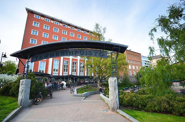 Trattoria Tammerin puisto