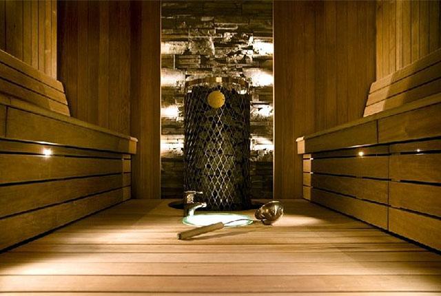 Saunat Tampere | Konttorin Sauna