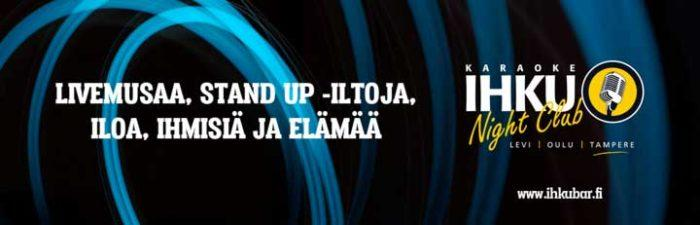 Stand up Tampere