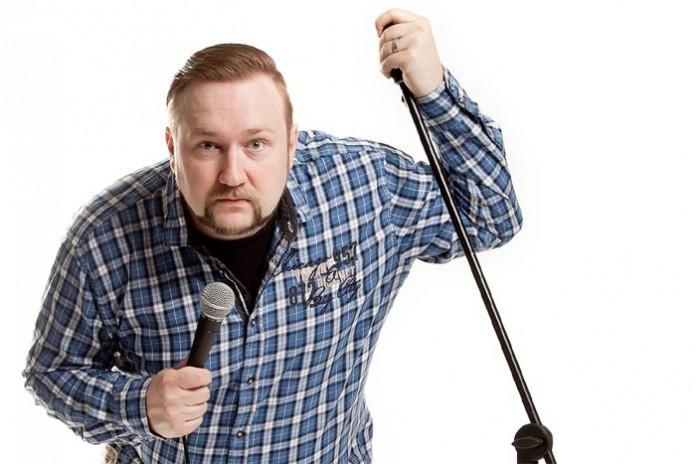 Antti Syrjä -stand up keikat Tampere