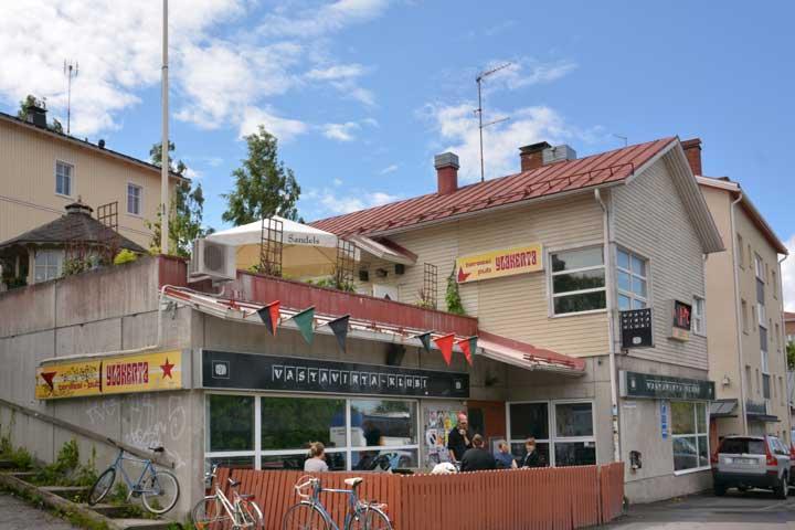 Vastavirta-Klubi Tampere