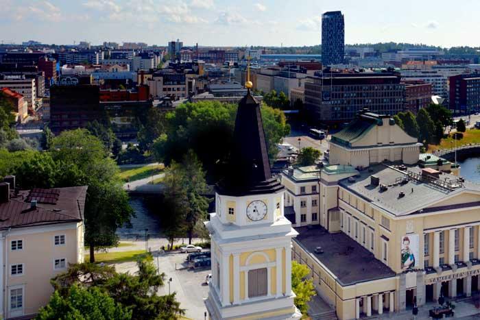 Hääpaikka - Tampereen Teatteri