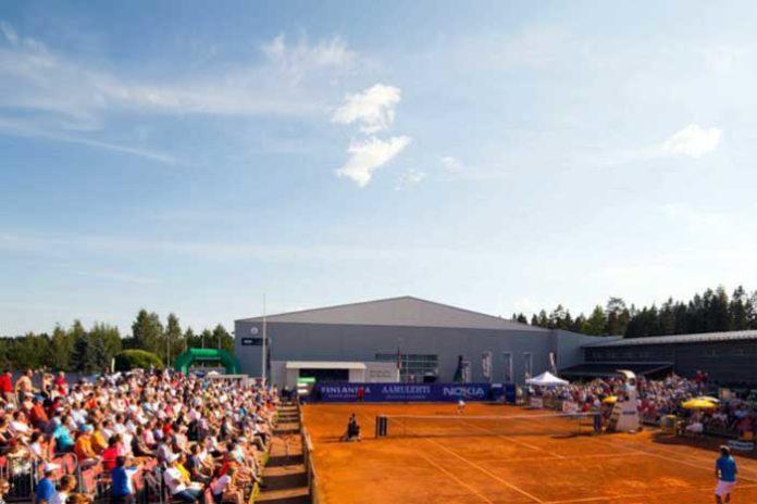 Aamulehti Tampere Open, Kuvaaja: Rolf Virtanen