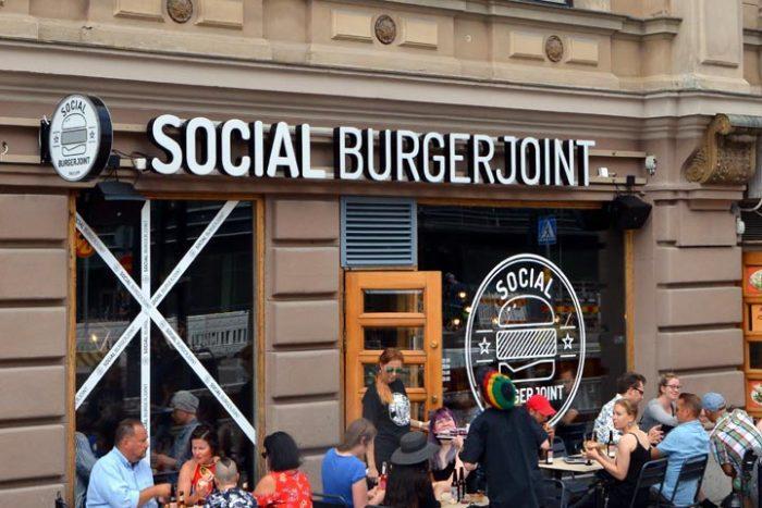 Burger Tampere - Social Burger Joint