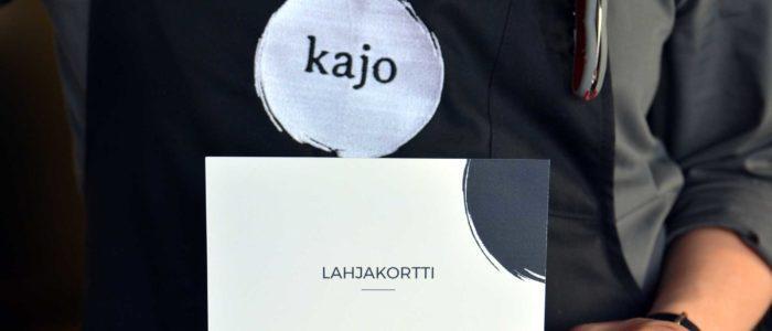 Ravintolalahjakortti Tampereen ravintoloihin