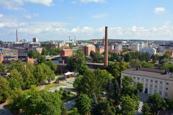 Kirkkopuisto Tampereella