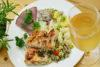 Ravintola Annan vegaaninen brunssimenu