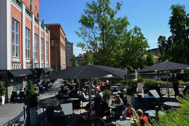 Tammerin puiston kesäravintola