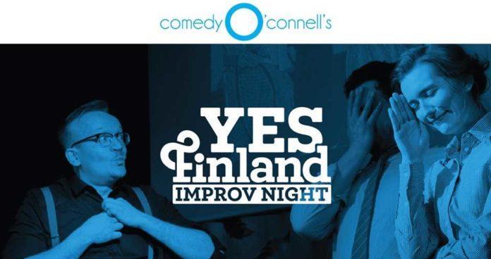 Improvisaatioteatteria Tampereella