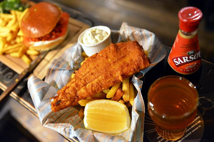 O'Connell'sin Fish & Chips