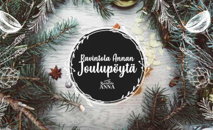 Ravintola Annan joululounas