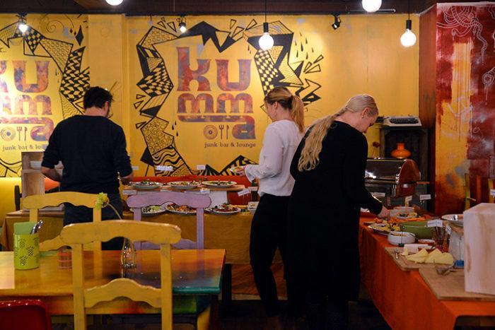 Brunssi Tampereella – Kumman uutuusbrunssi