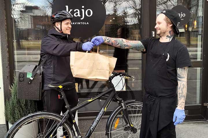 Take Away Tampere