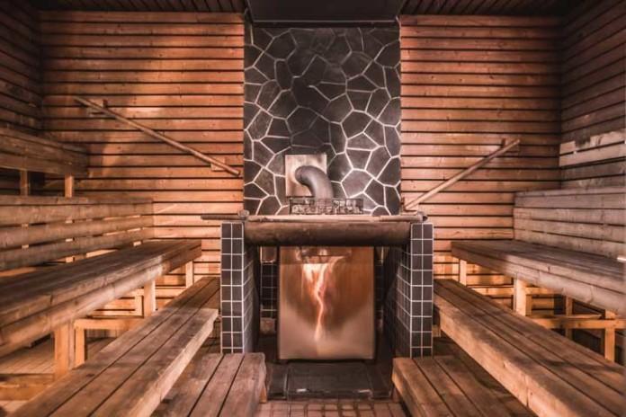 Kauhtuan sauna Kyröskoskella